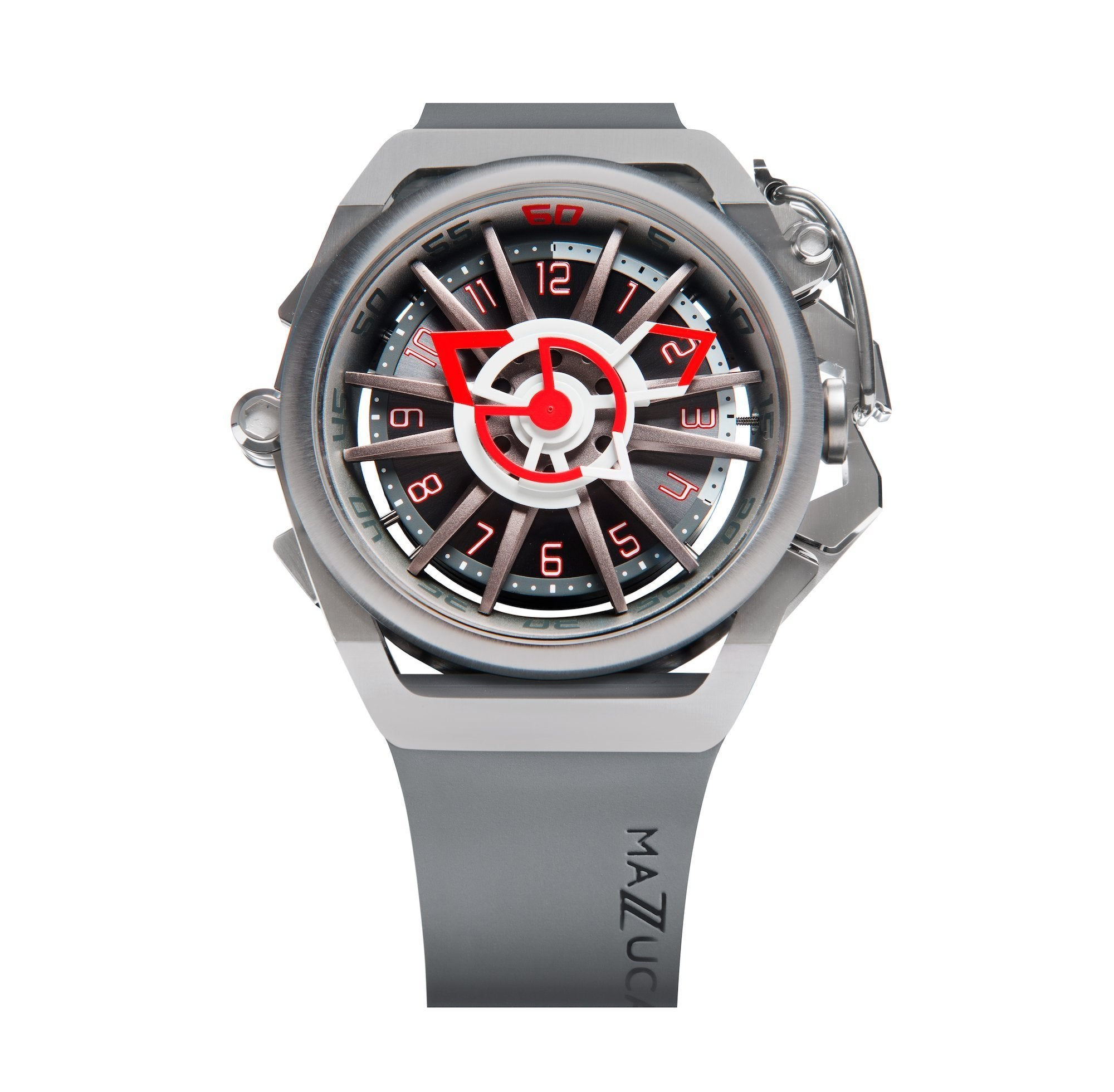 Mazzucato Reversible RIM Grey - Watches & Crystals