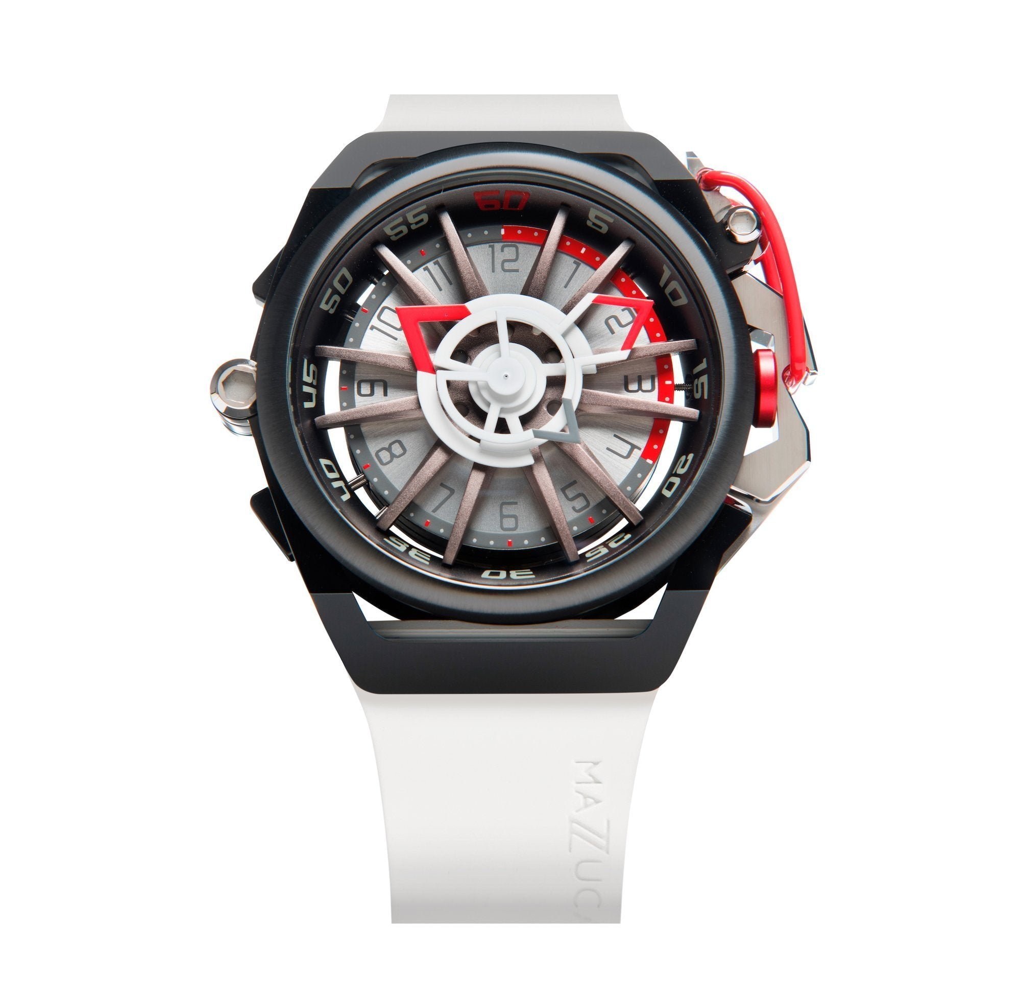 Mazzucato Reversible RIM White - Watches & Crystals