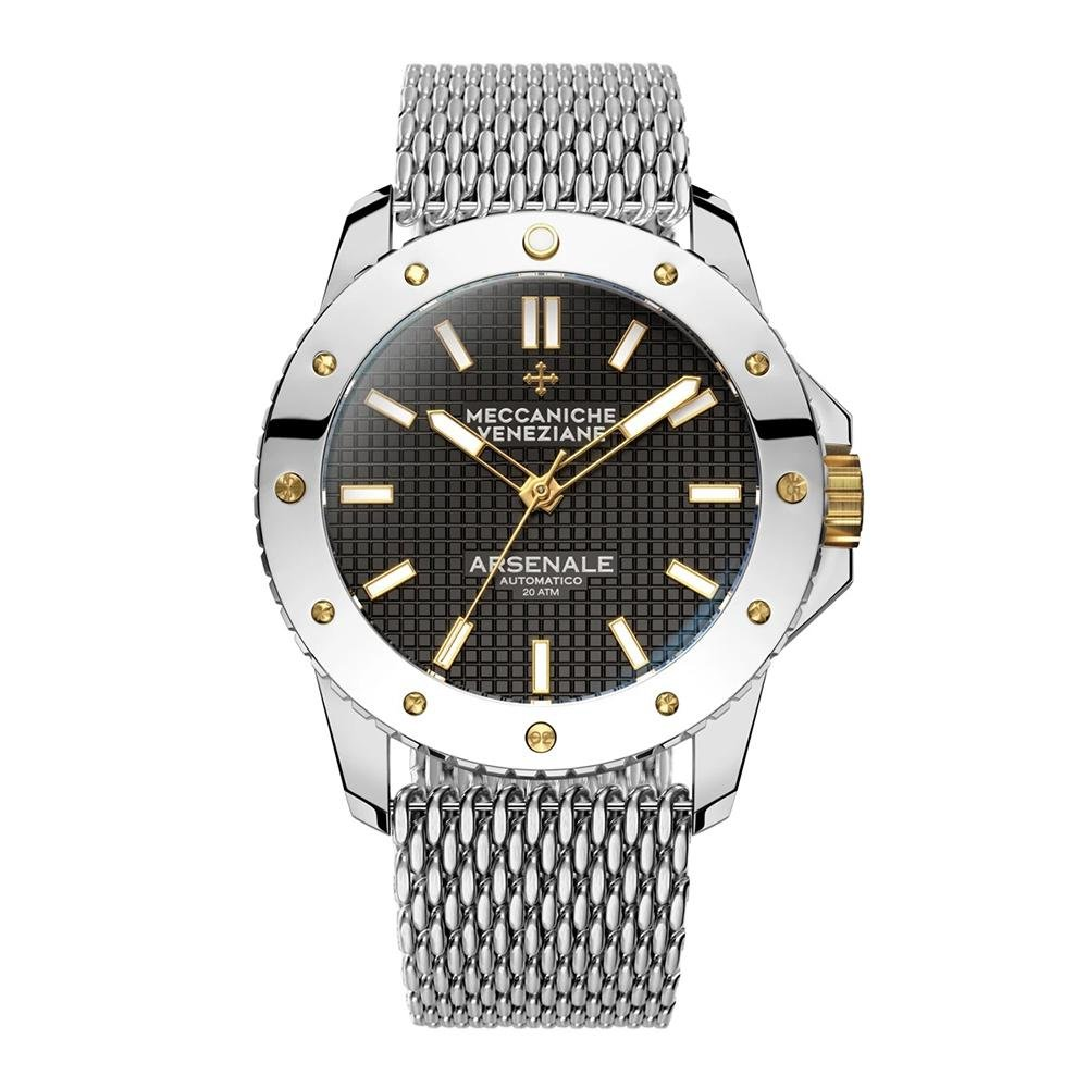 Meccaniche Veneziane Arsenale Stainless Steel - Watches & Crystals
