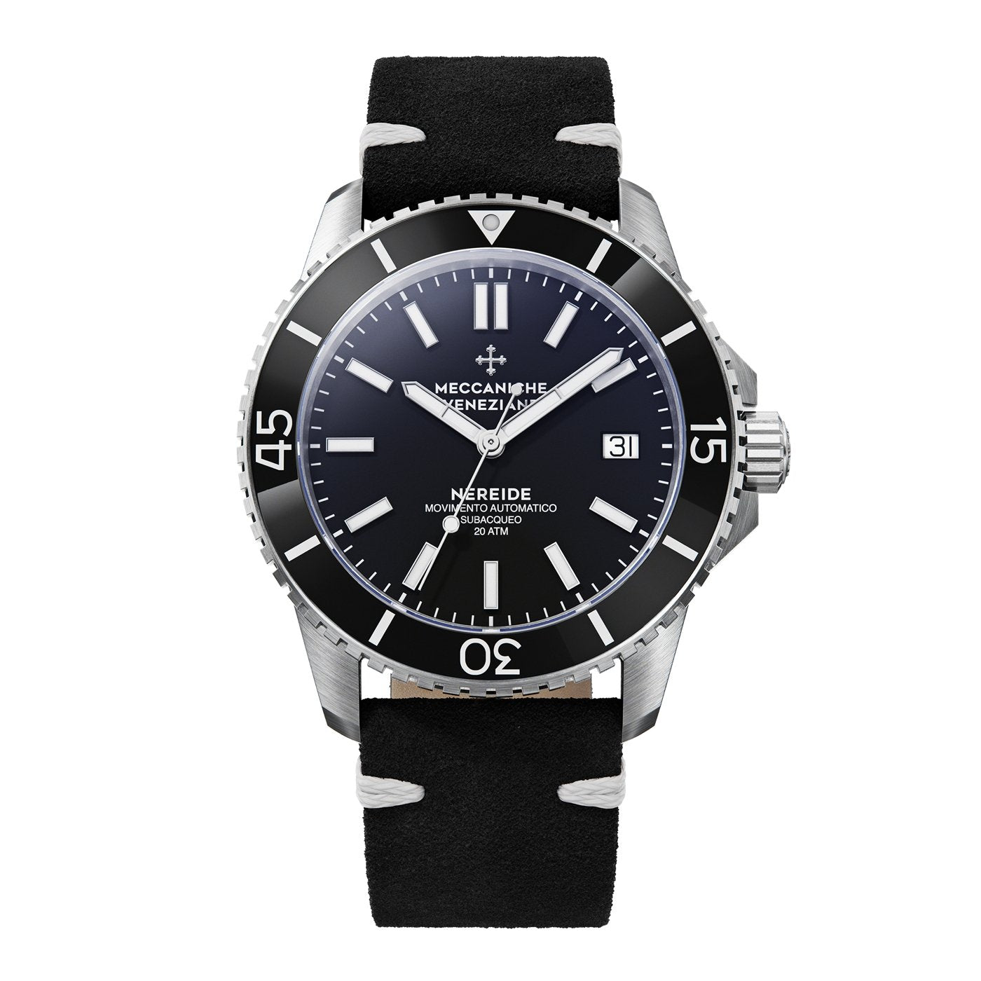 Meccaniche Veneziane Nereide 4.0 Watch Diver - Watches & Crystals