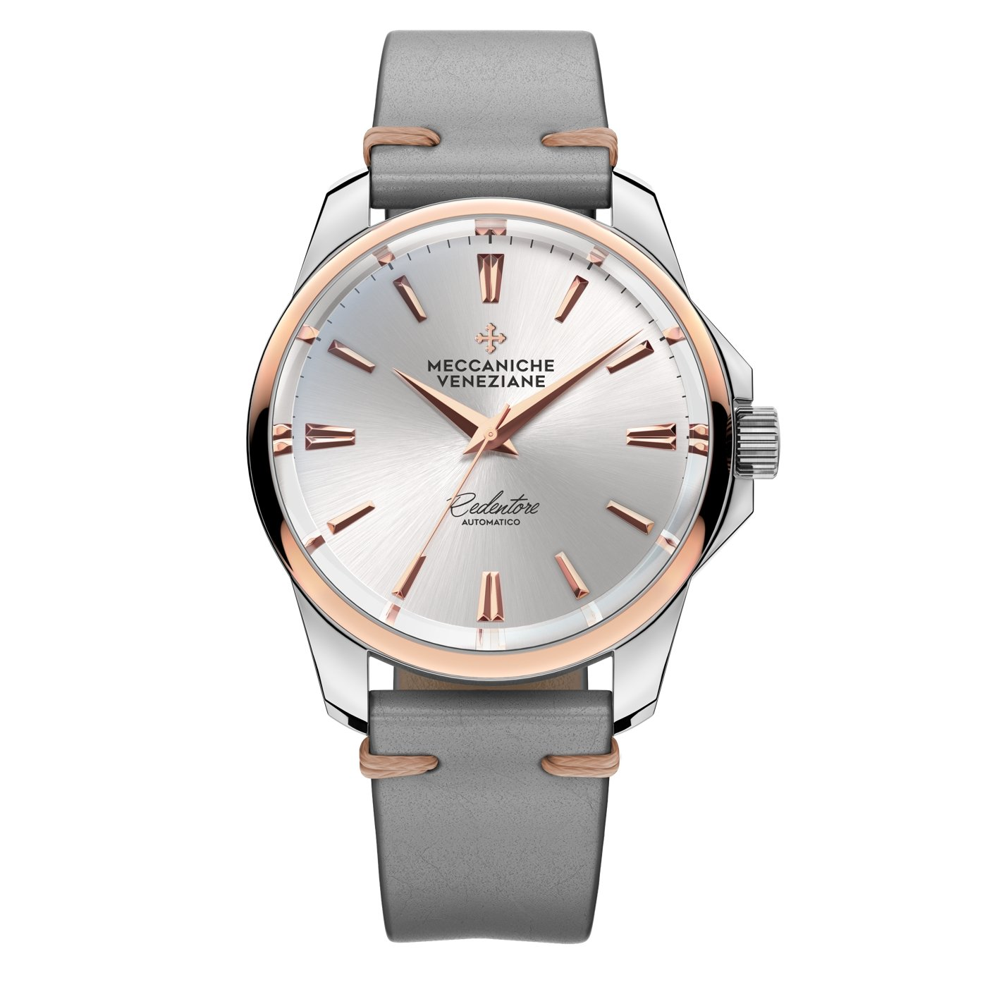 Meccaniche Veneziane Redentore 36 Grey - Watches & Crystals
