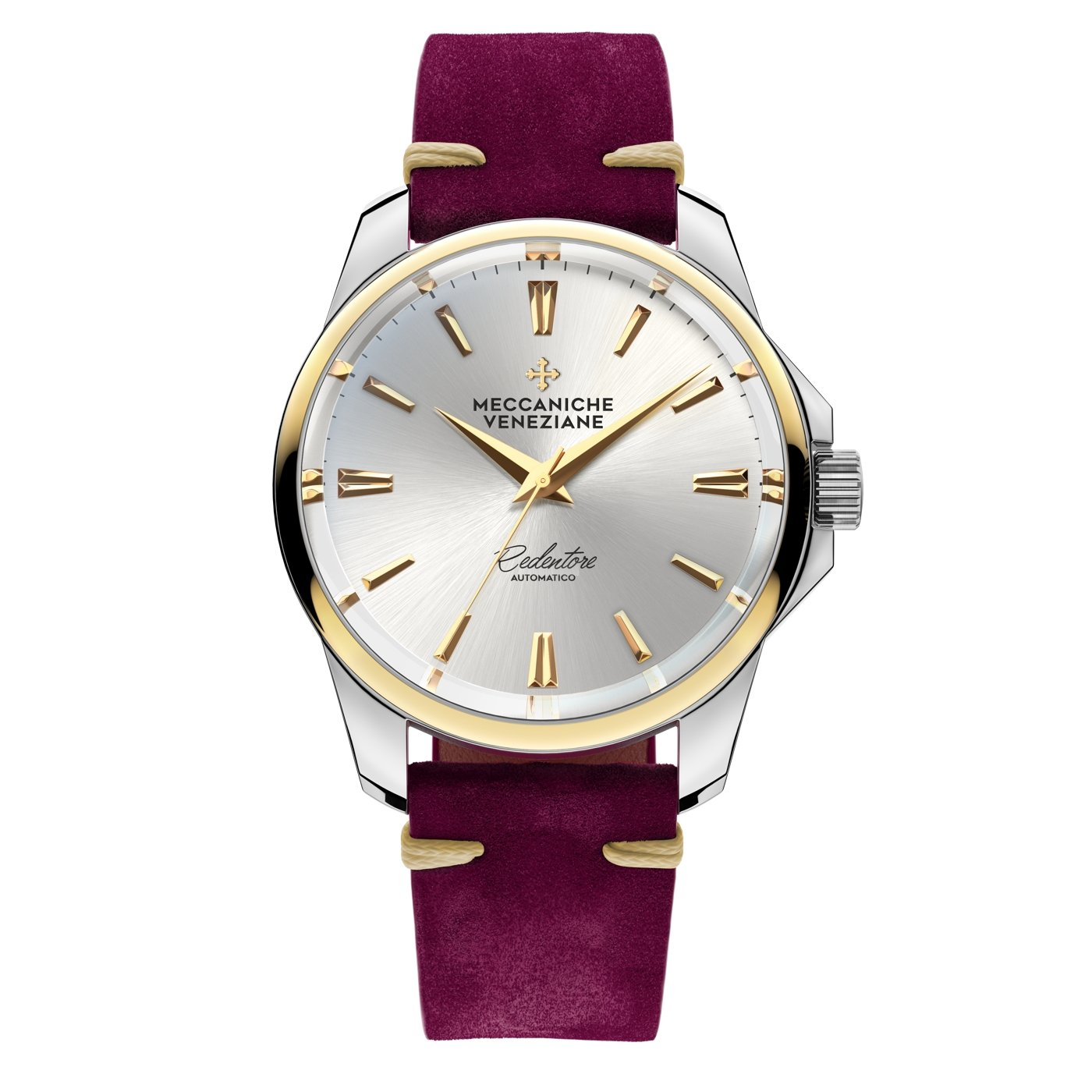 Meccaniche Veneziane Redentore 36 Purple - Watches & Crystals