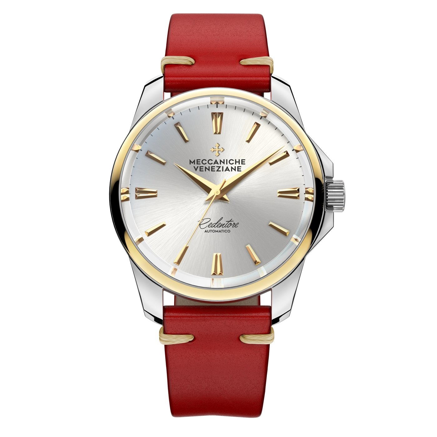 Meccaniche Veneziane Redentore 36 Red - Watches & Crystals