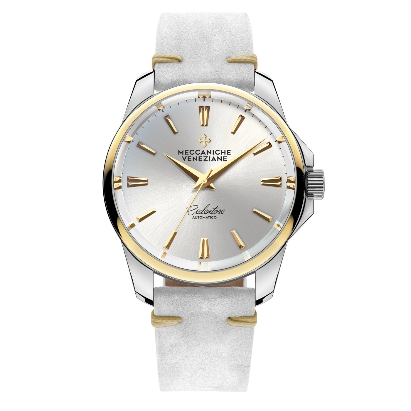 Meccaniche Veneziane Redentore 36 White - Watches & Crystals