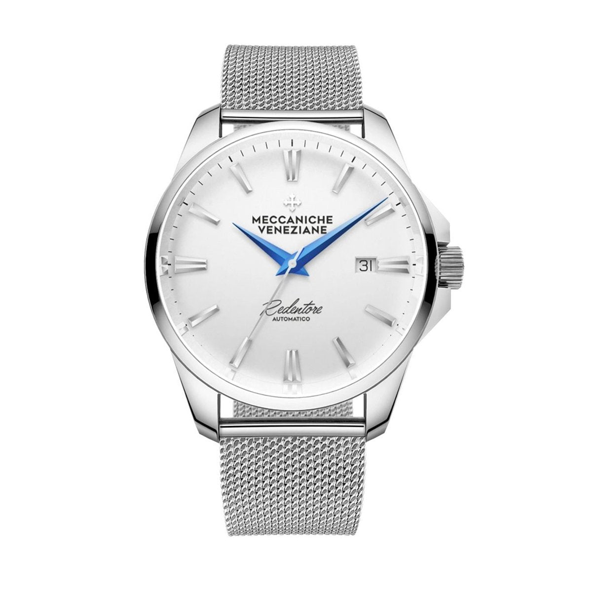 Meccaniche Veneziane Redentore 4.0 Watch Ghiaccio White - Watches & Crystals