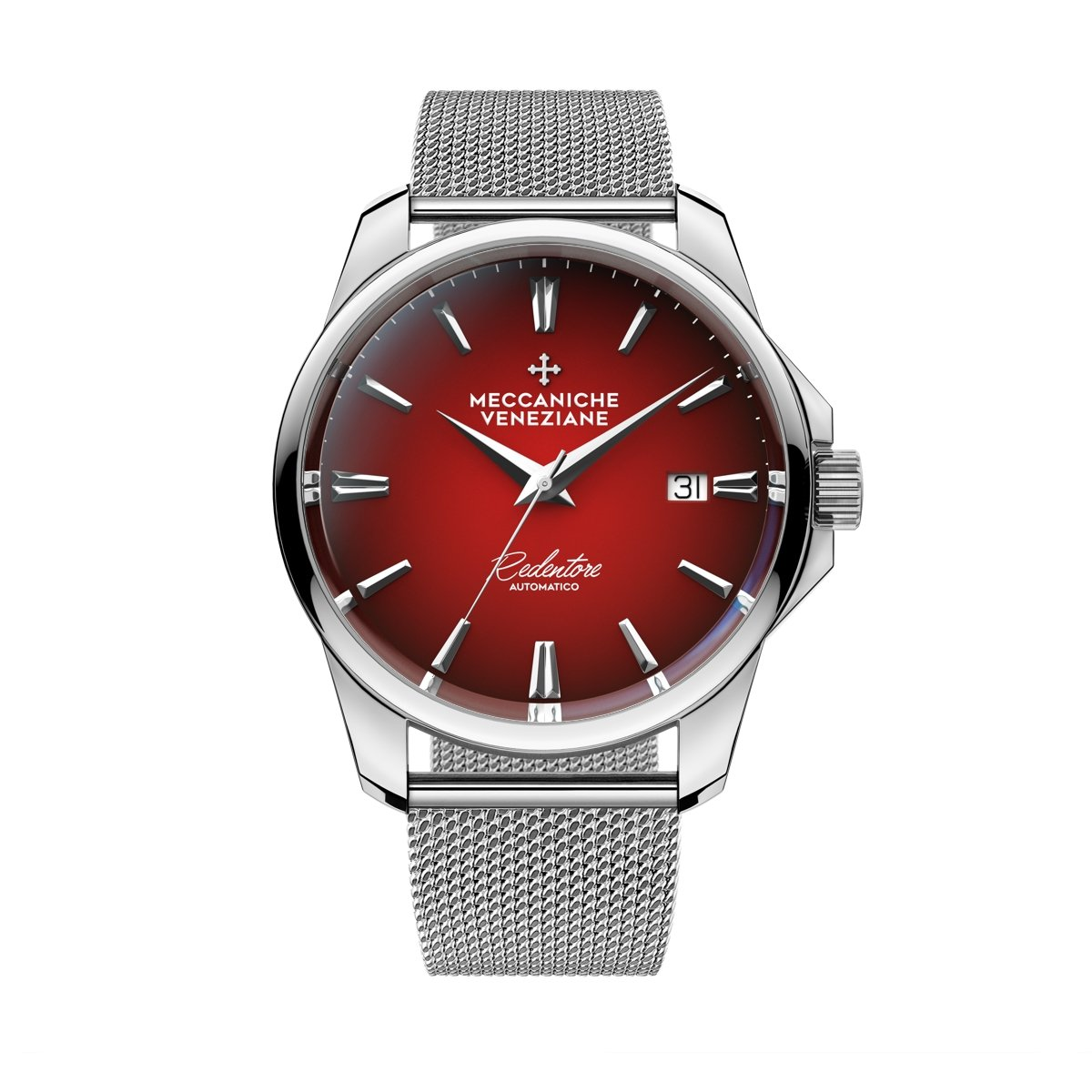 Meccaniche Veneziane Redentore 4.0 Watch Rubino Red - Watches & Crystals