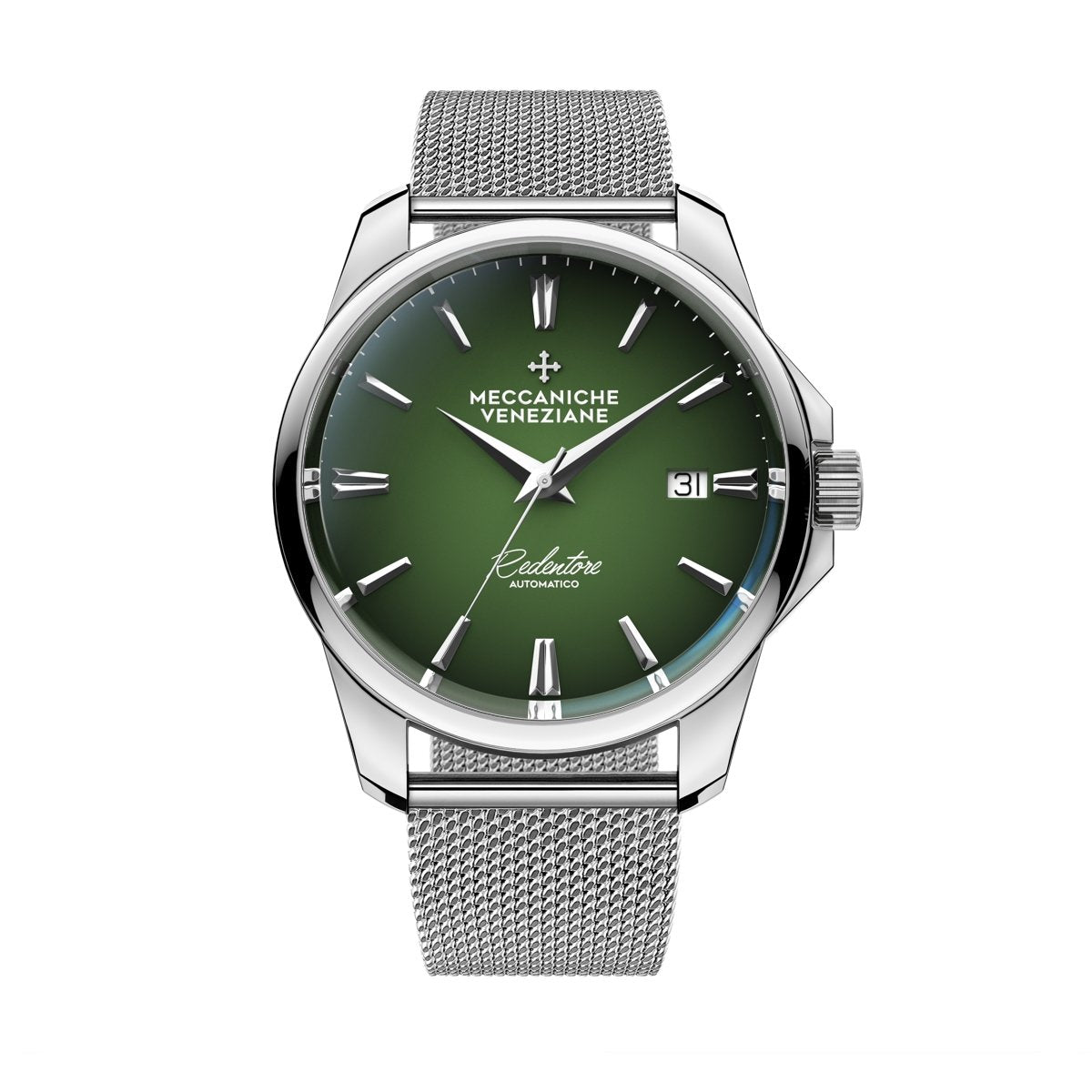 Meccaniche Veneziane Redentore 4.0 Watch Smeraldo Green - Watches & Crystals