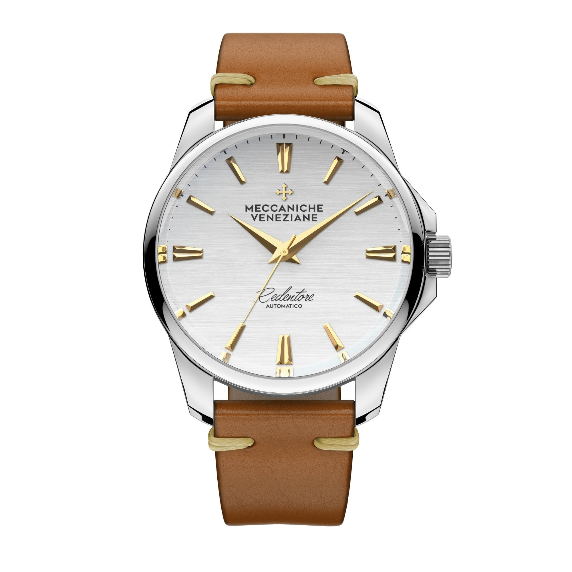 Meccaniche Veneziane Redentore Argento Gold - Watches & Crystals
