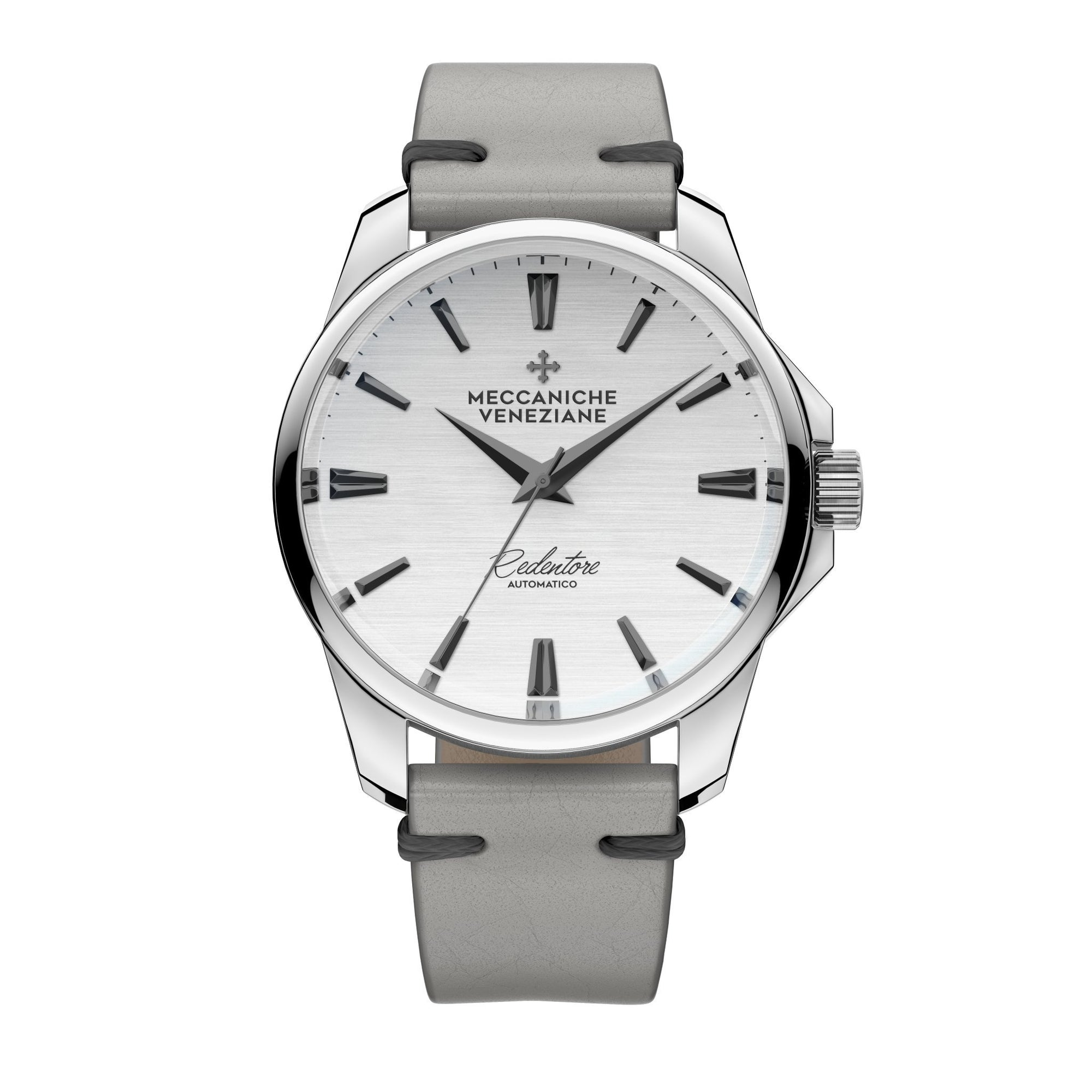 Meccaniche Veneziane Redentore Argento Grey - Watches & Crystals