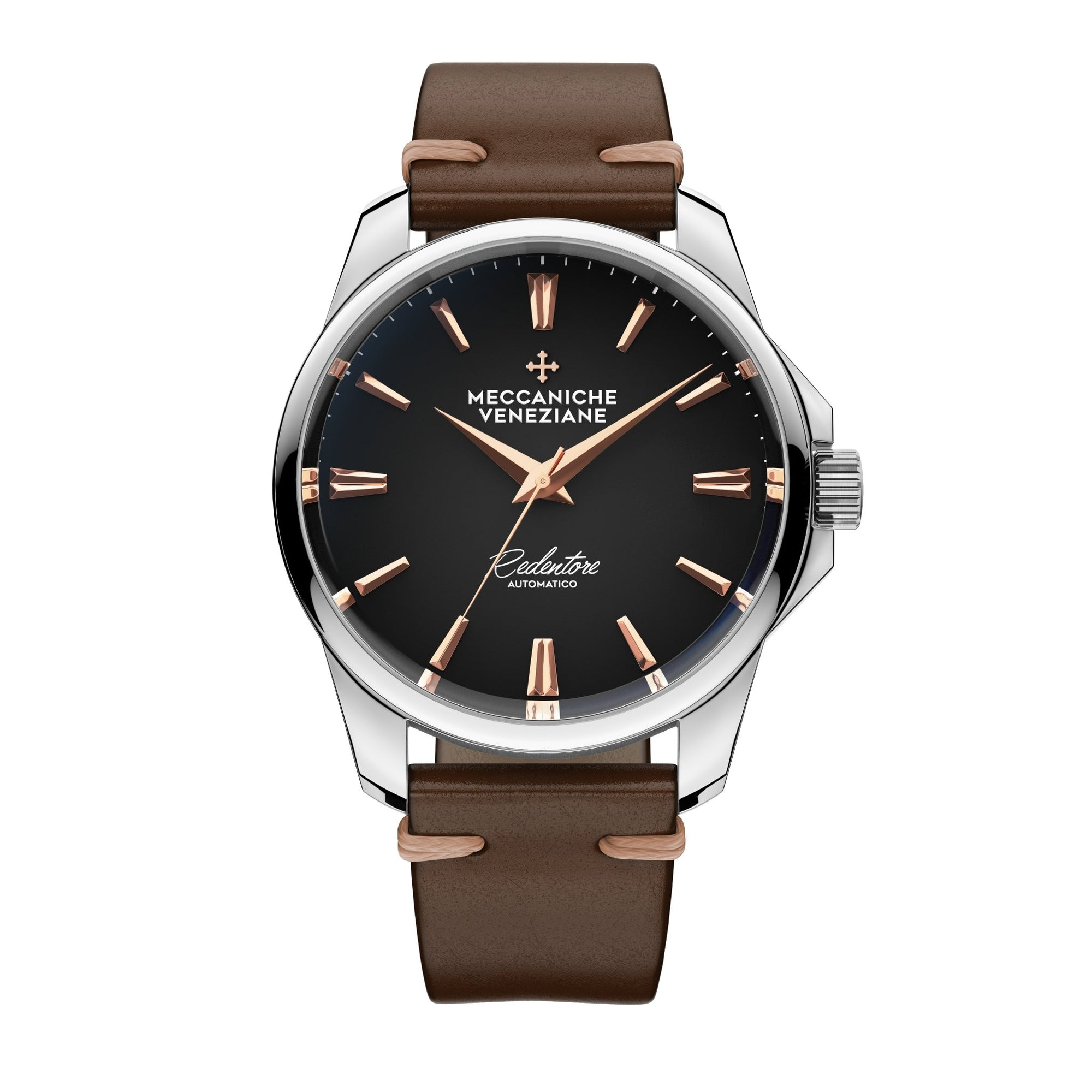 Meccaniche Veneziane Redentore Black Rose Gold Tone - Watches & Crystals