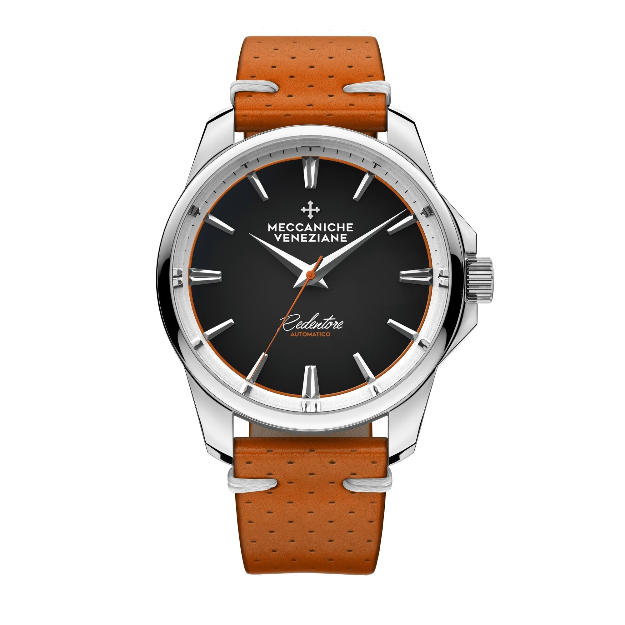 Meccaniche Veneziane Redentore Racing Orange - Watches & Crystals