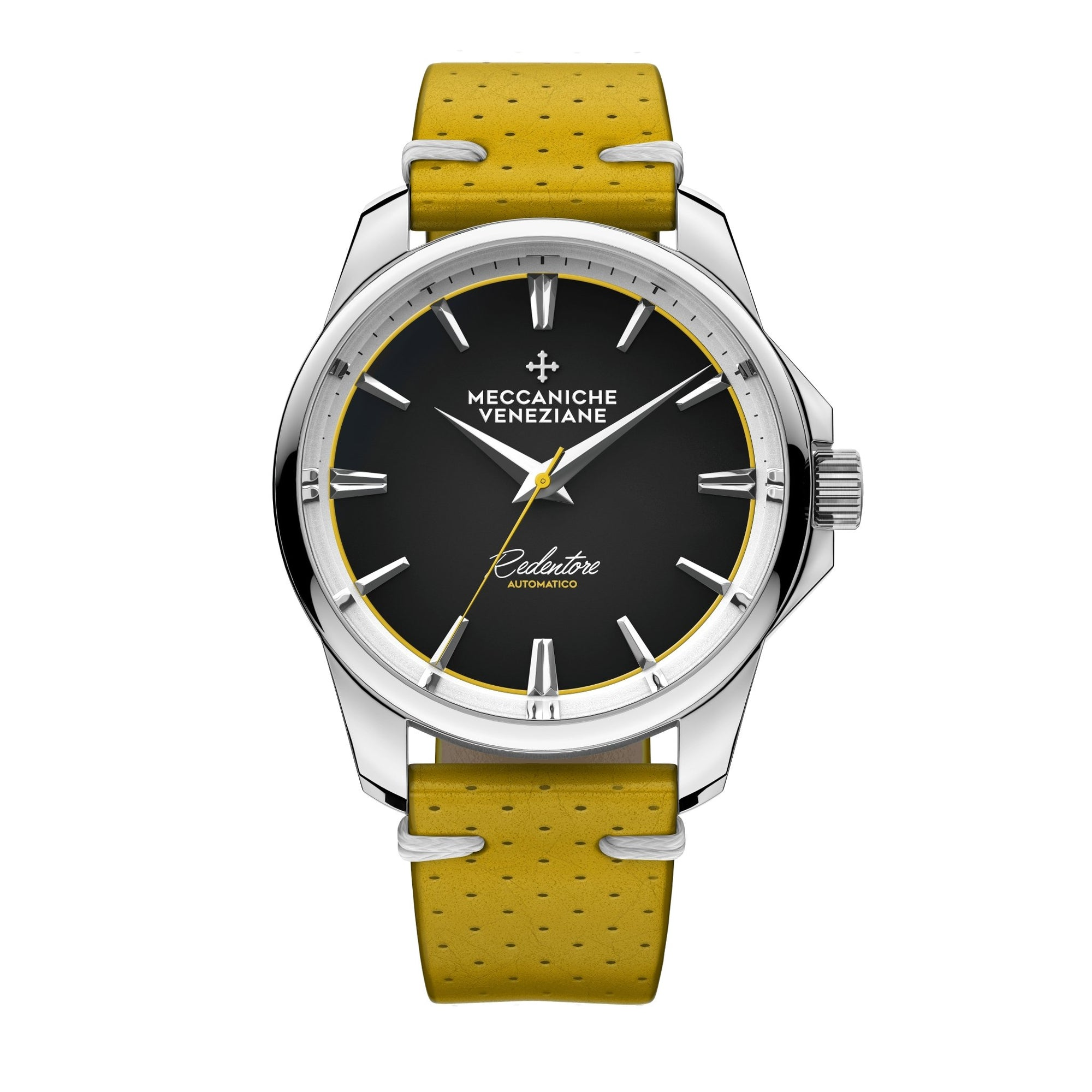 Meccaniche Veneziane Redentore Racing Yellow - Watches & Crystals