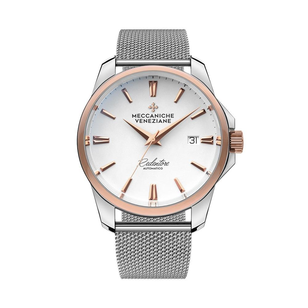 Meccaniche Veneziane Redentore White Rose Gold - Watches & Crystals