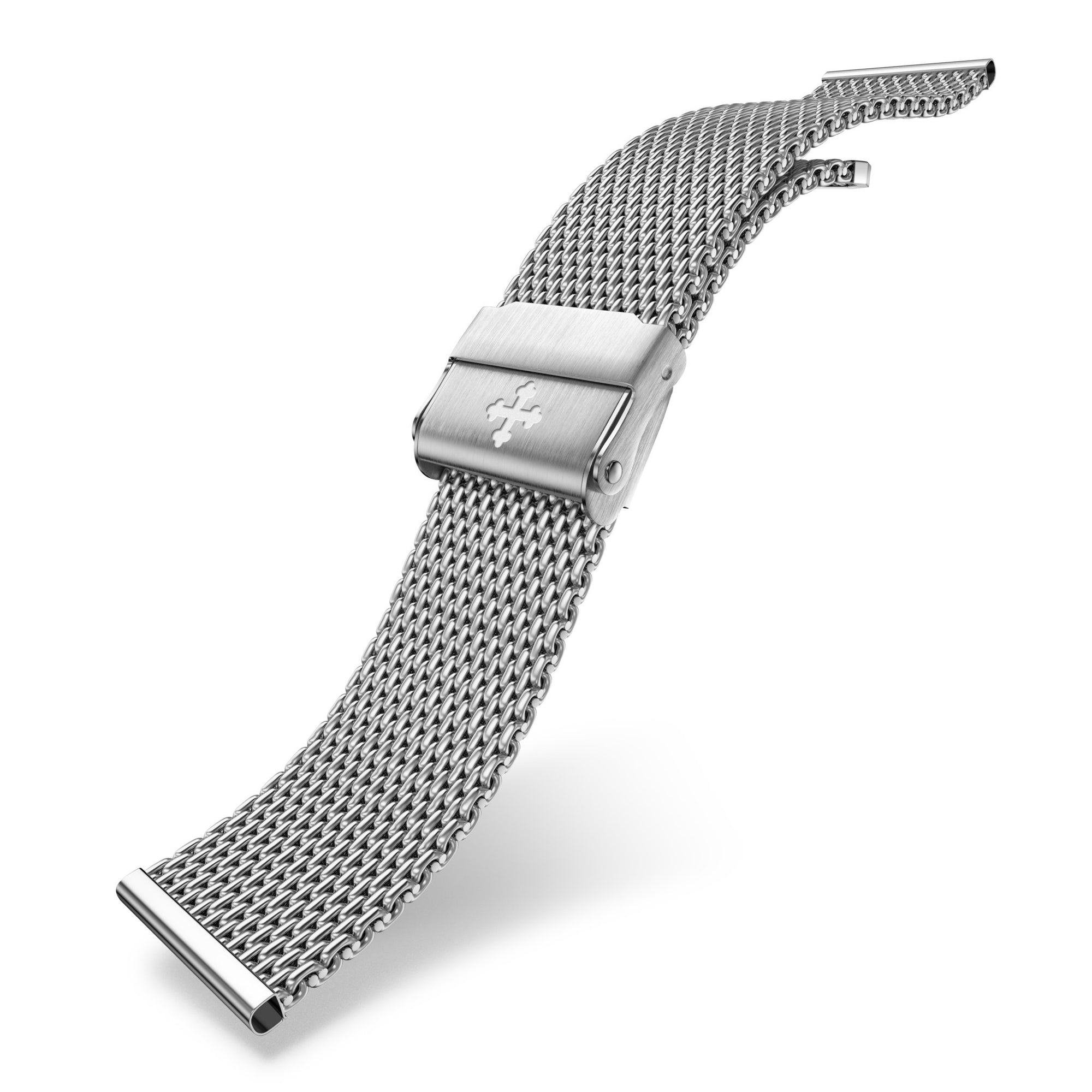 Meccaniche Veneziane Stainless Steel Milanese Mesh Band or Jubilee - Watches & Crystals