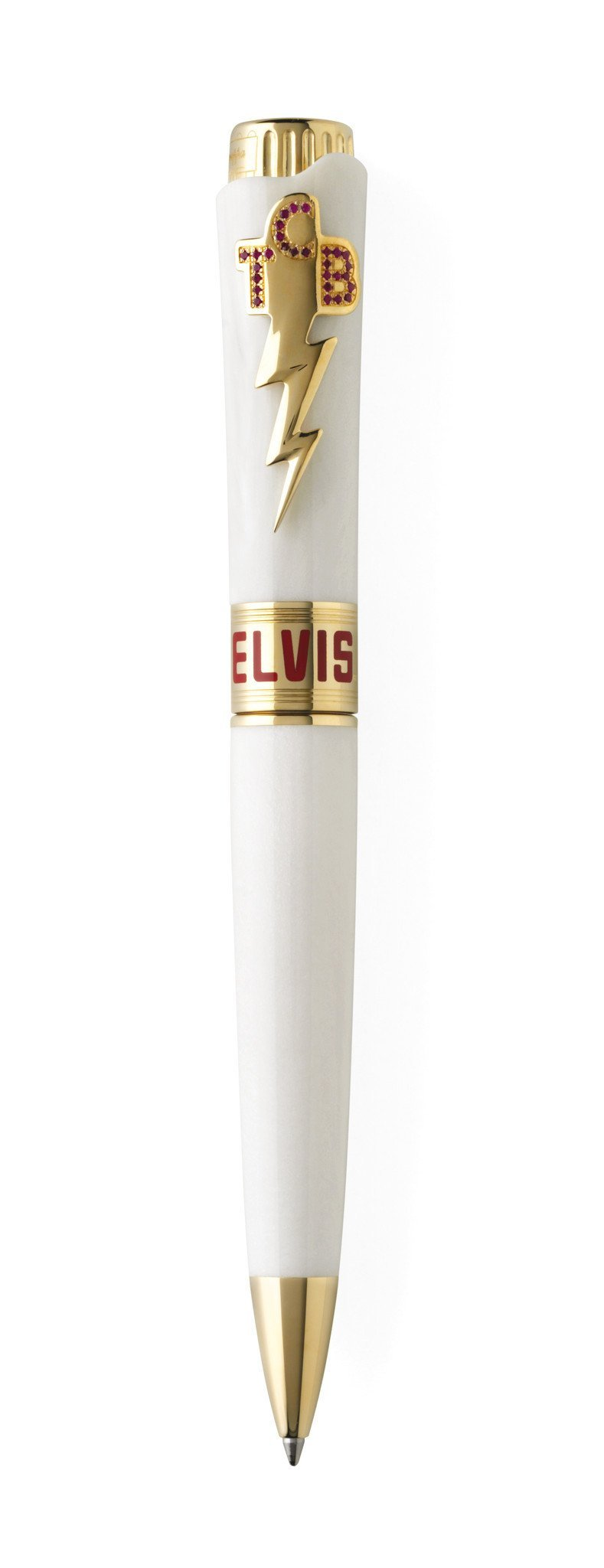 Montegrappa Pen Icons Elvis Presley Las Vegas Ballpoint Pen ISICEBYW - Watches & Crystals