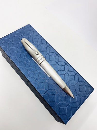 Montegrappa Pen Silver Mule Ballpoint ISFORBBS - Watches & Crystals
