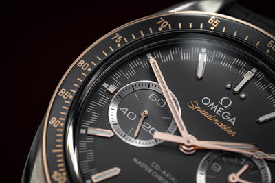 OMEGA Speedmaster Co-Axial Master Chronometer Chronograph - Watches & Crystals
