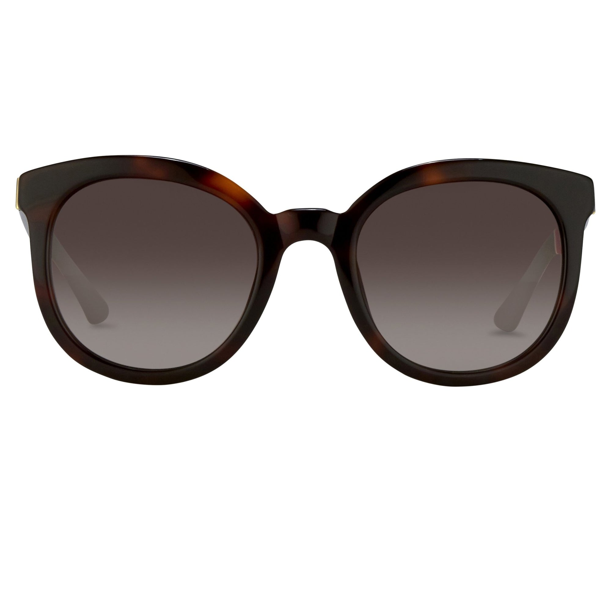 Orlebar Brown Sunglasses Oversized Tortoise Shell with Brown Graduated Lenses OB16C2SUN - Watches & Crystals