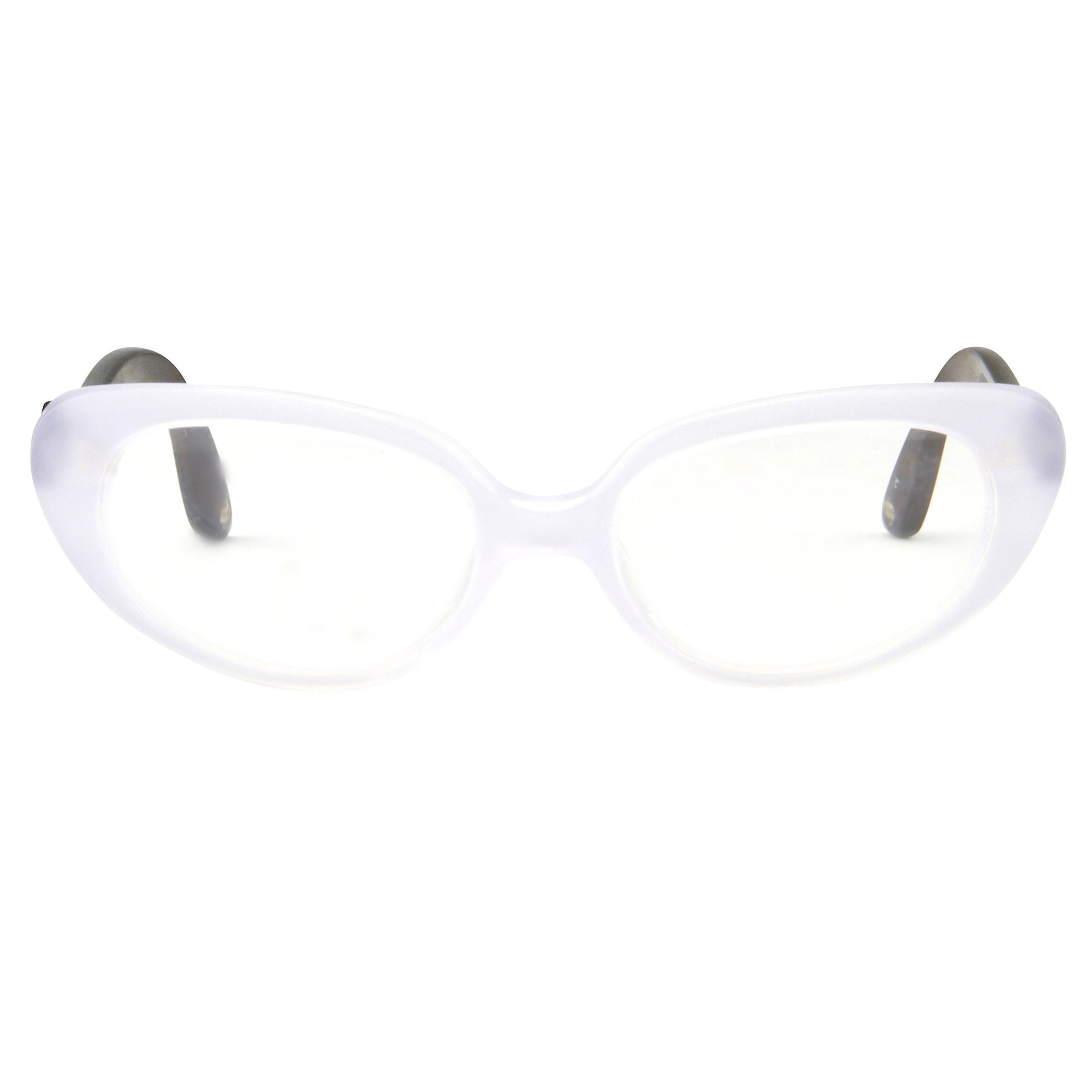 Oscar De La Renta Women Eyeglasses Sandalwood Cat Eye Ivory and Clear Lenses - ODLR43C3OPT - Watches & Crystals