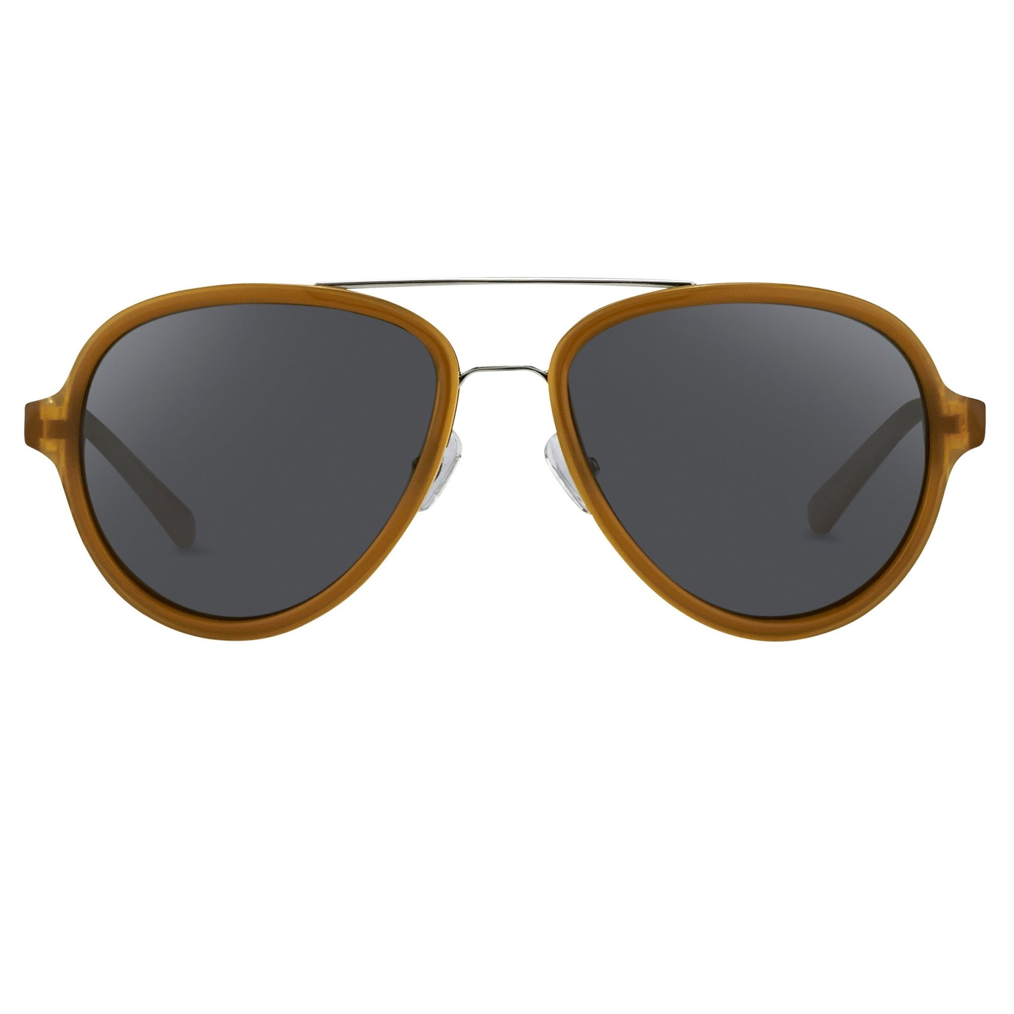 Phillip Lim Sunglasses Honey Silver and Fog Green Lenses Category 3 - PL16C30SUN - Watches & Crystals