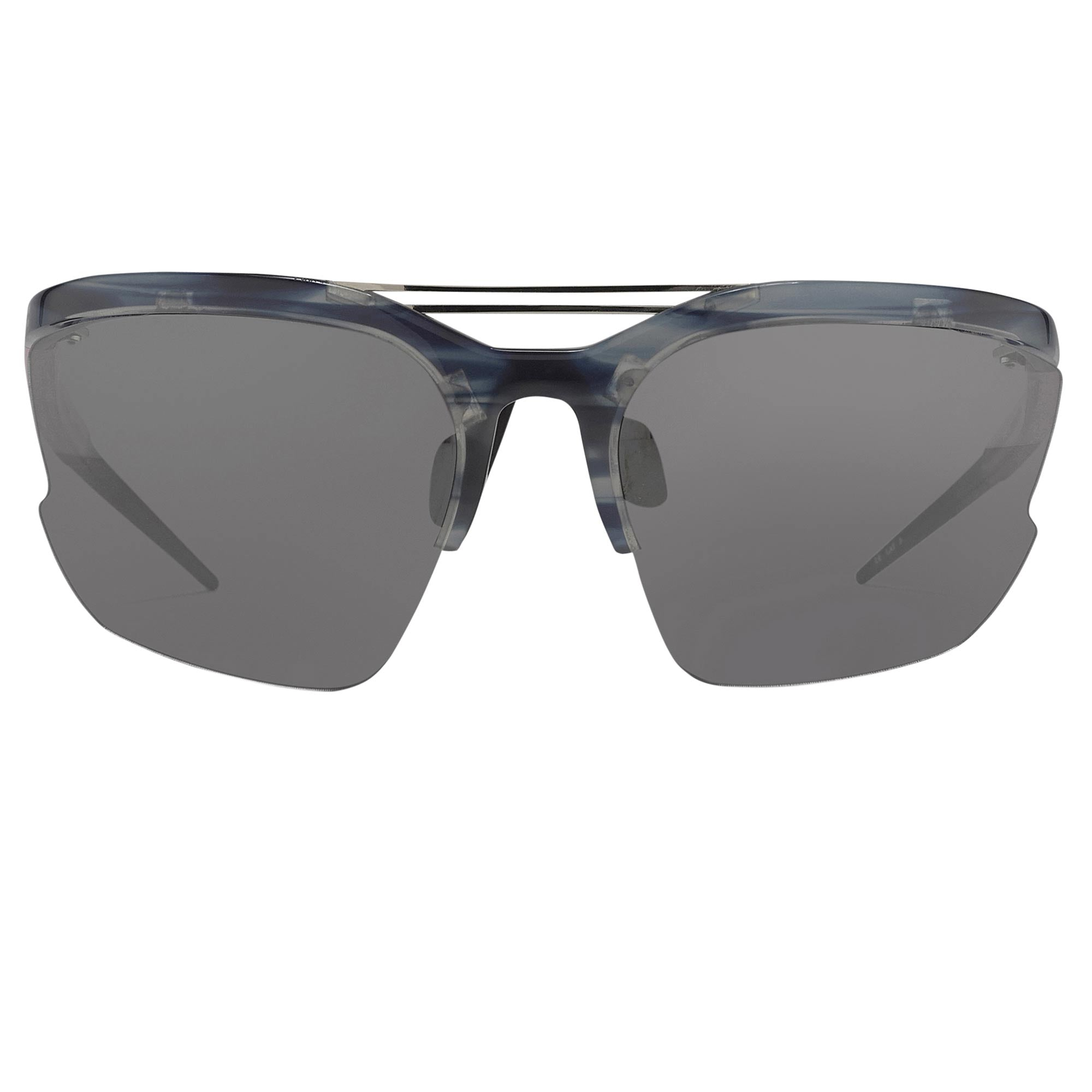 Prabal Gurung Sunglasses Female Special Frame Blue Horn Category 3 Black Lenses PG21C1SUN - Watches & Crystals