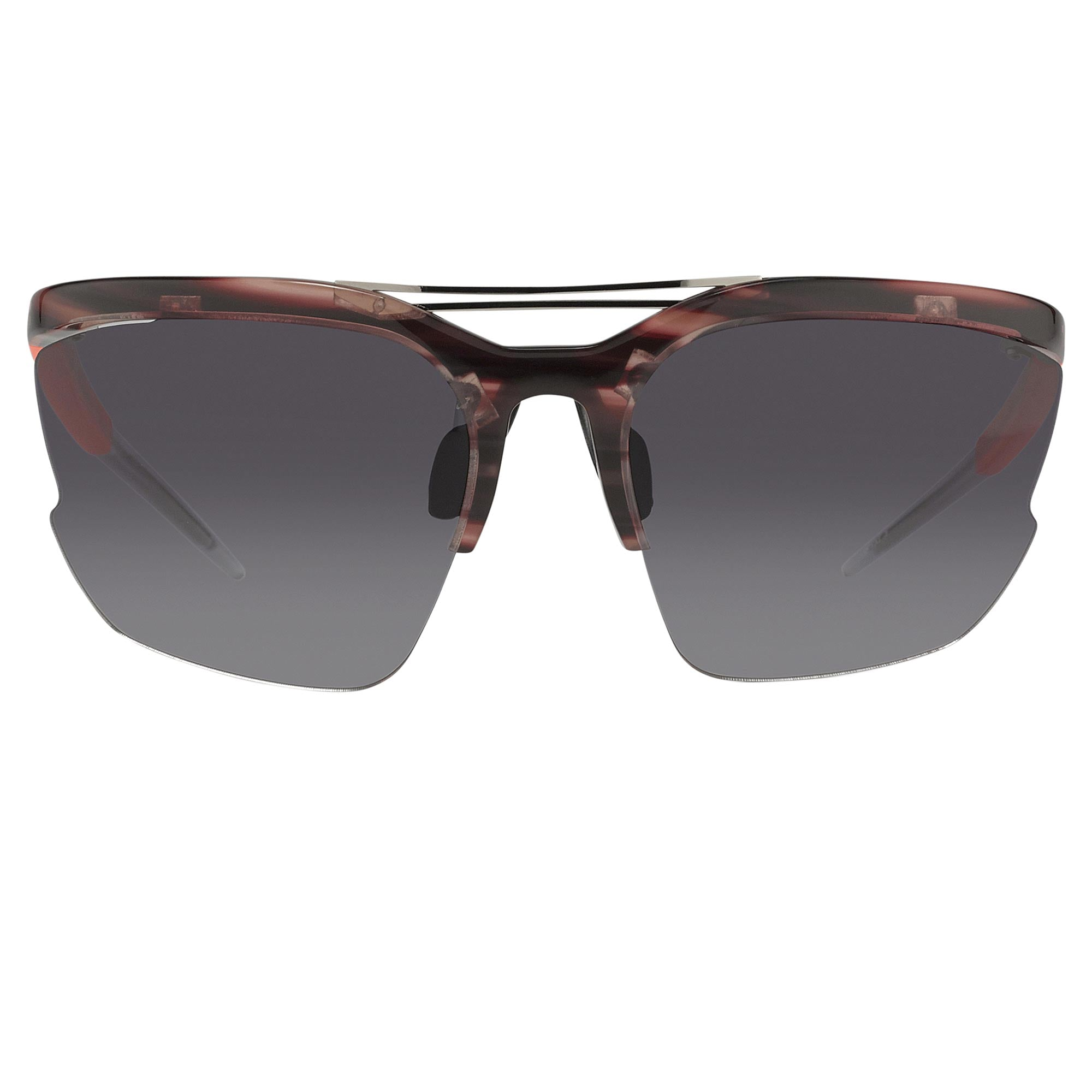 Prabal Gurung Sunglasses Female Special Frame Purple Horn Category 3 Black Lenses PG21C2SUN - Watches & Crystals