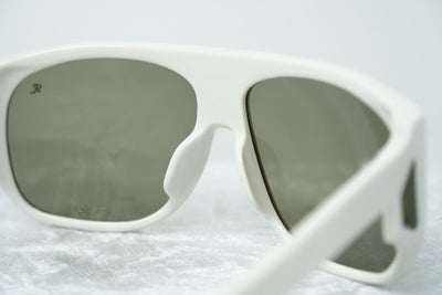 Raf Simons Sunglasses Wraparound White and Green Lenses Category 3 - RAF23C2SUN - Watches & Crystals