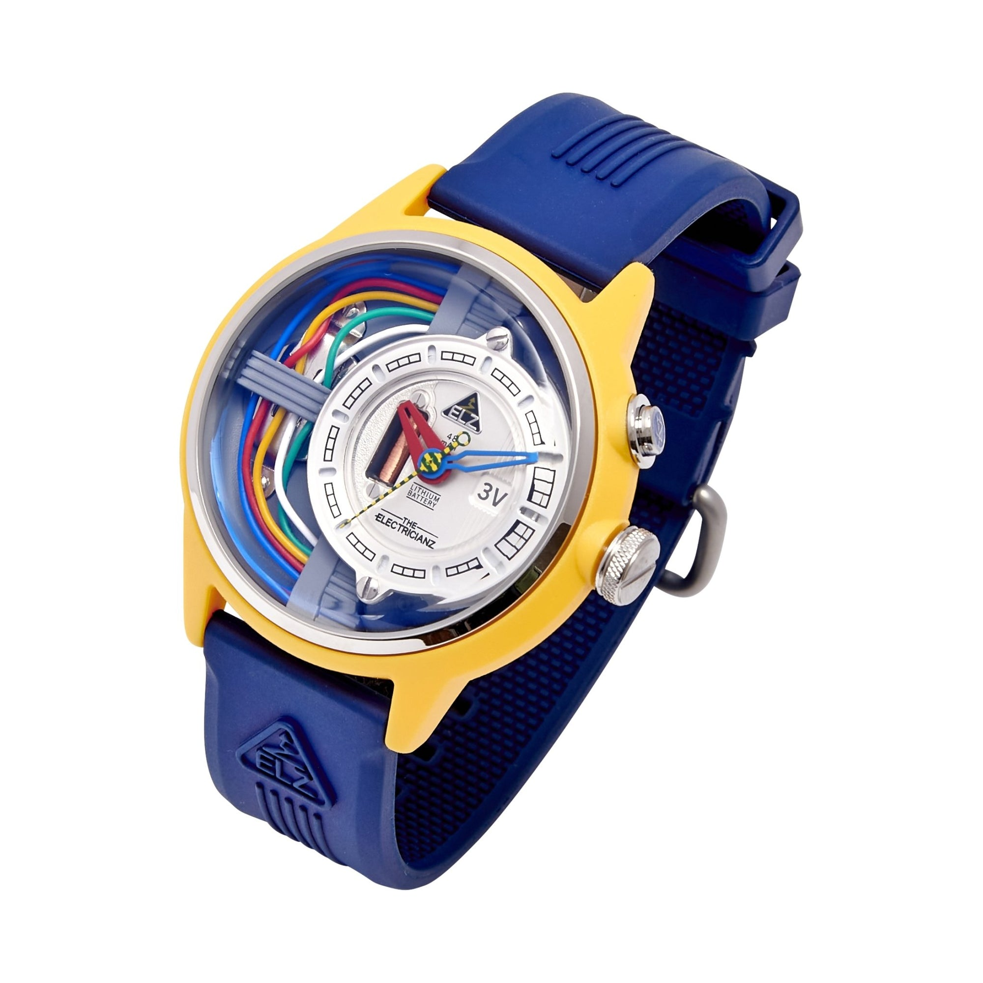 The Electricianz Nylon The Cable Z - Watches & Crystals