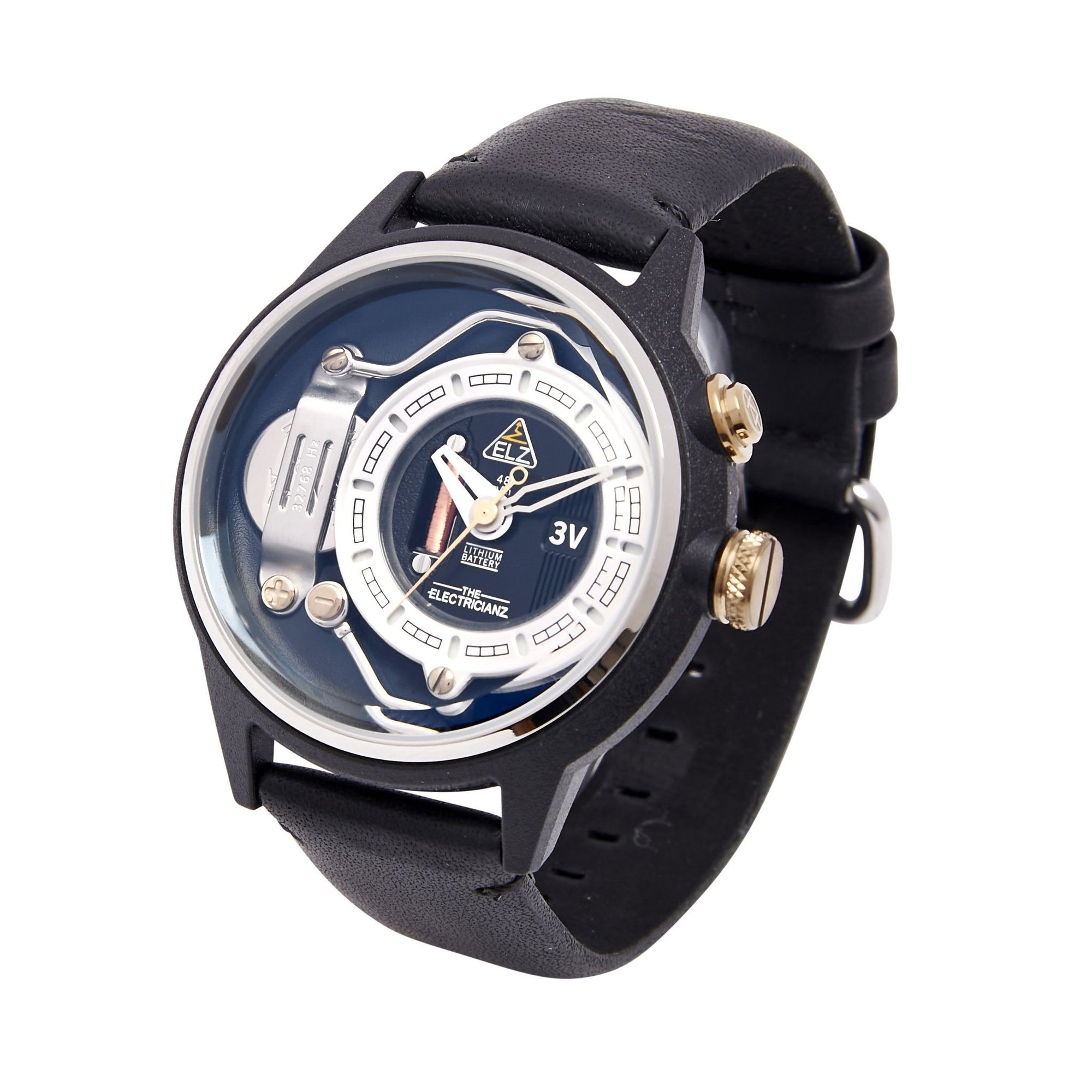 The Electricianz Nylon The Dresscode - Watches & Crystals