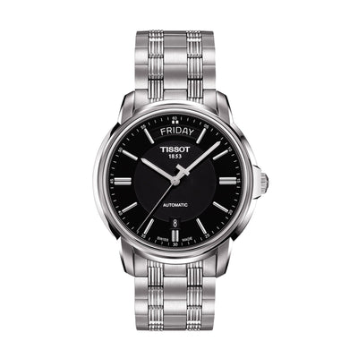 Tissot Automatics III Day Date Black - Watches & Crystals