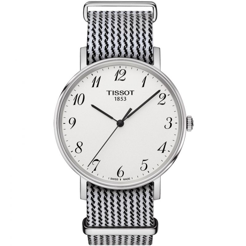 Tissot Everytime White Nato - Watches & Crystals