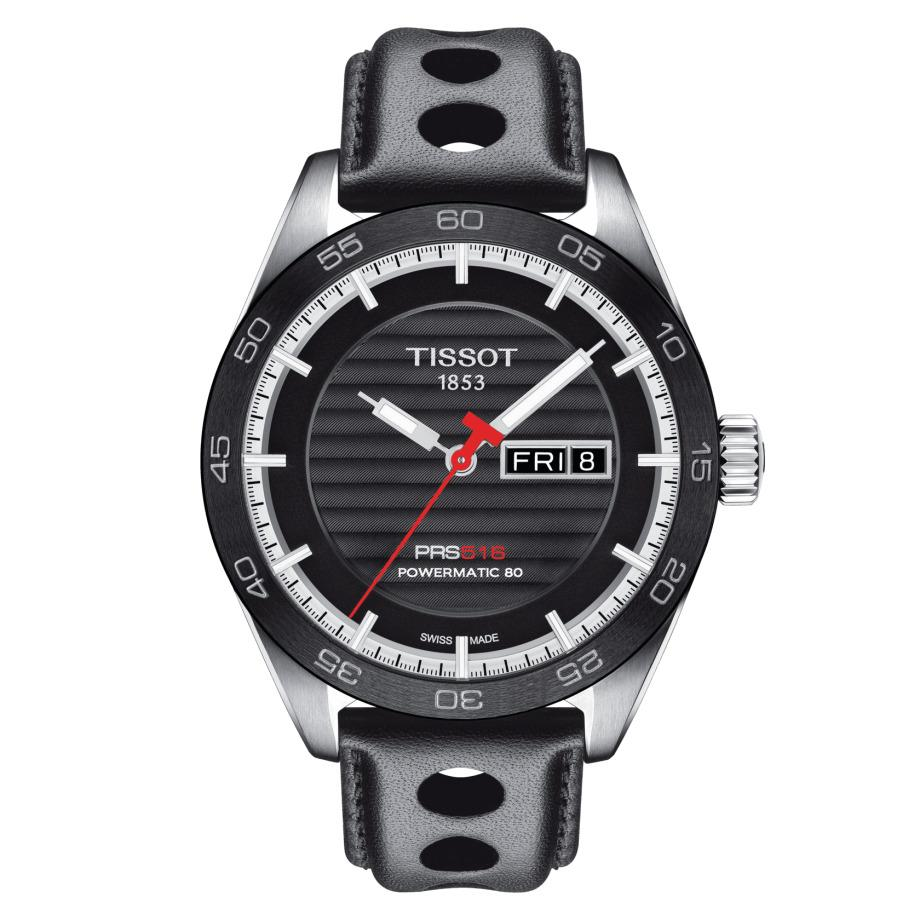 Tissot PRS 516 Powermatic 80 - Watches & Crystals
