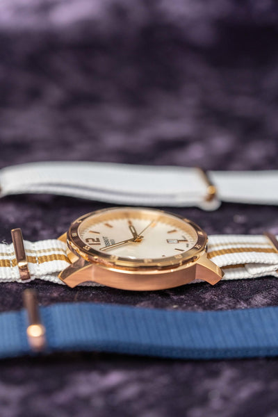 Tissot Quickster Date IP Rose Gold - Watches & Crystals