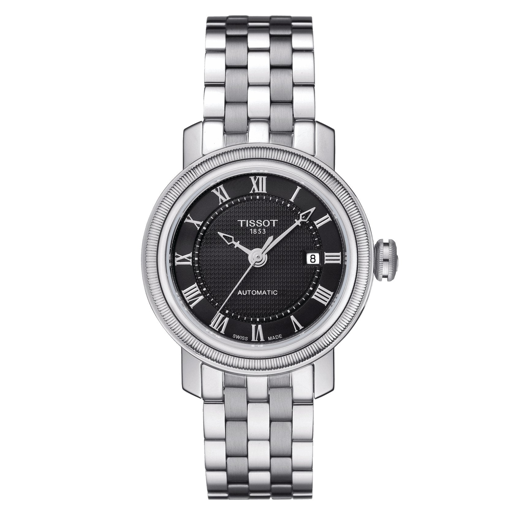 Tissot T-Classic Bridgeport Date Black - Watches & Crystals