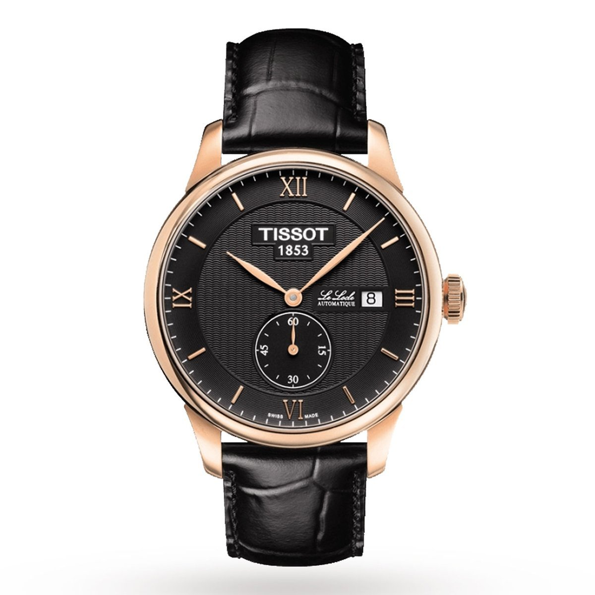 Tissot T-Classic Le Locle Rose Gold - Watches & Crystals