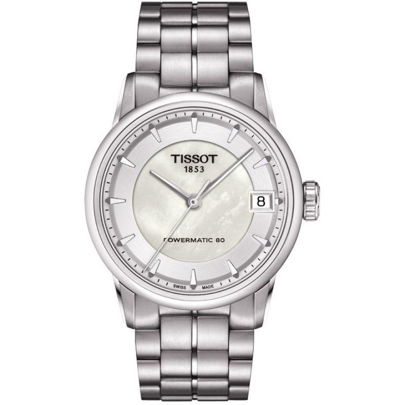 Tissot T-Classic Powermatic 80 Mother of Pearl - Watches & Crystals