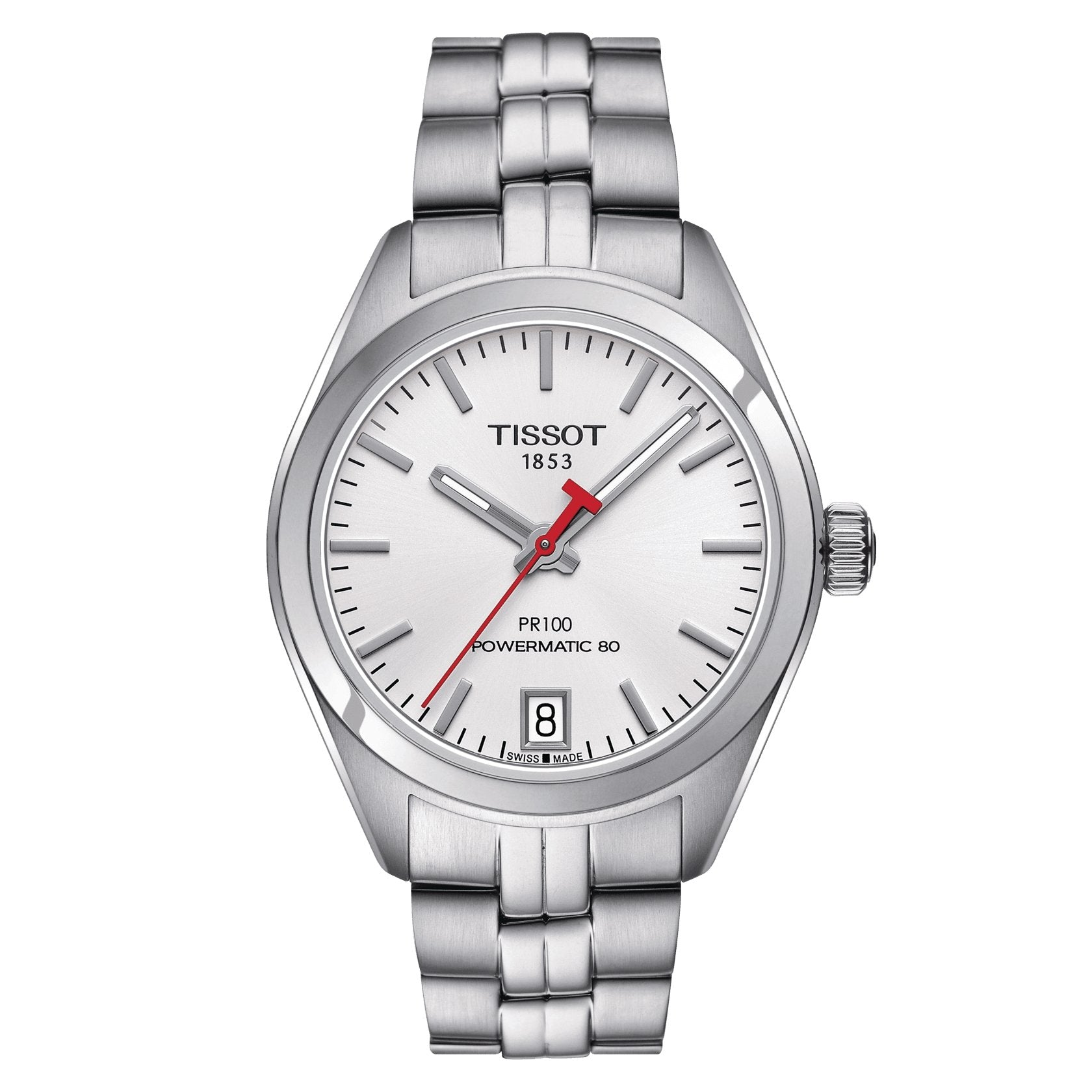 Tissot T-Classic PR 100 Powermatic 80 Asian Games Edition - Watches & Crystals