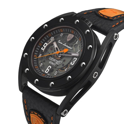Tonino Lamborghini Cuscinetto R Orange - Watches & Crystals