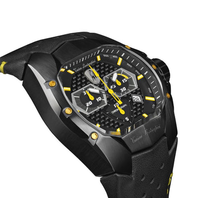 Tonino Lamborghini GT1 Chronograph Yellow - Watches & Crystals