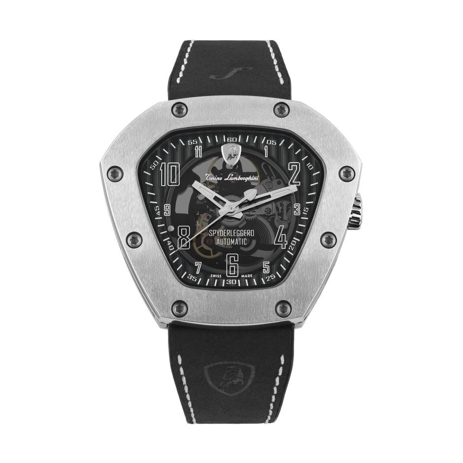 Tonino Lamborghini Spyderleggero Skeleton Titanium - Watches & Crystals