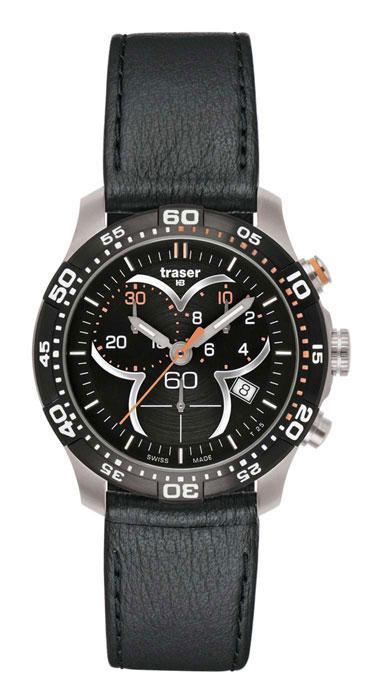 Traser T73 LT Chronograph Date - Watches & Crystals