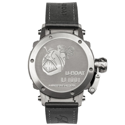 U-Boat Classico 47MM 1001 Black Limited Edition - Watches & Crystals