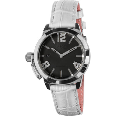 U-Boat Precious Classico 38MM Black - Watches & Crystals