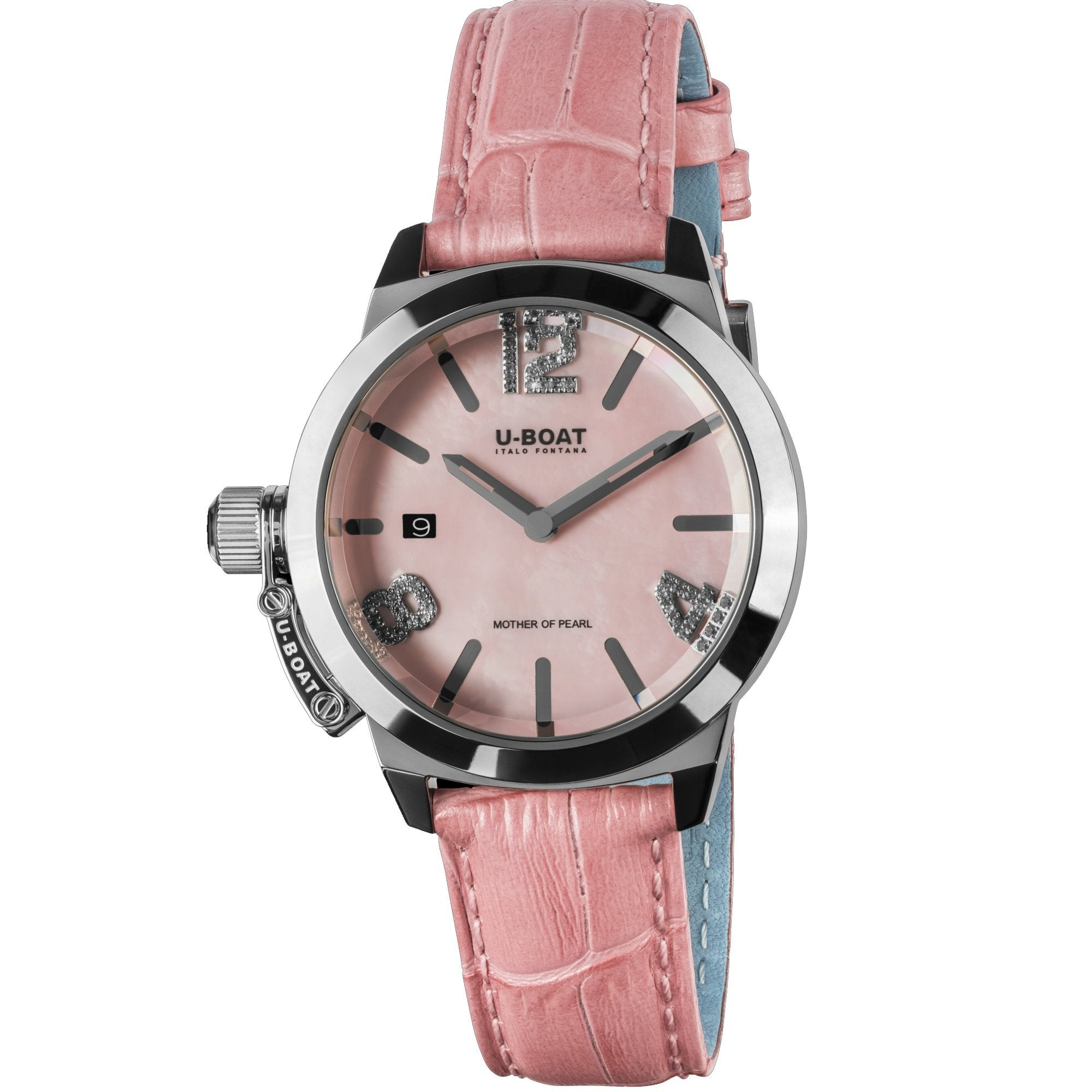 U-Boat Precious Classico 38MM Pink - Watches & Crystals
