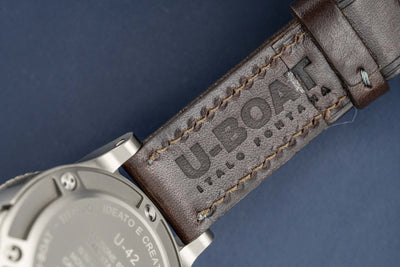 U-Boat U-42 50MM GMT Date Limited Edition - Watches & Crystals