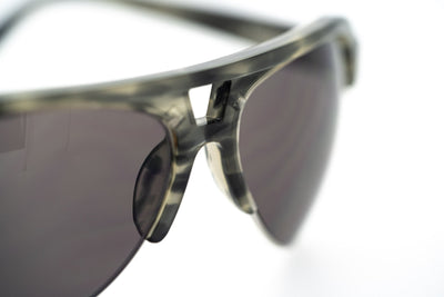 Veronique Branquinho Sunglasses Marble Grey With Grey Lenses Category 3 8VB2C3GREY - Watches & Crystals