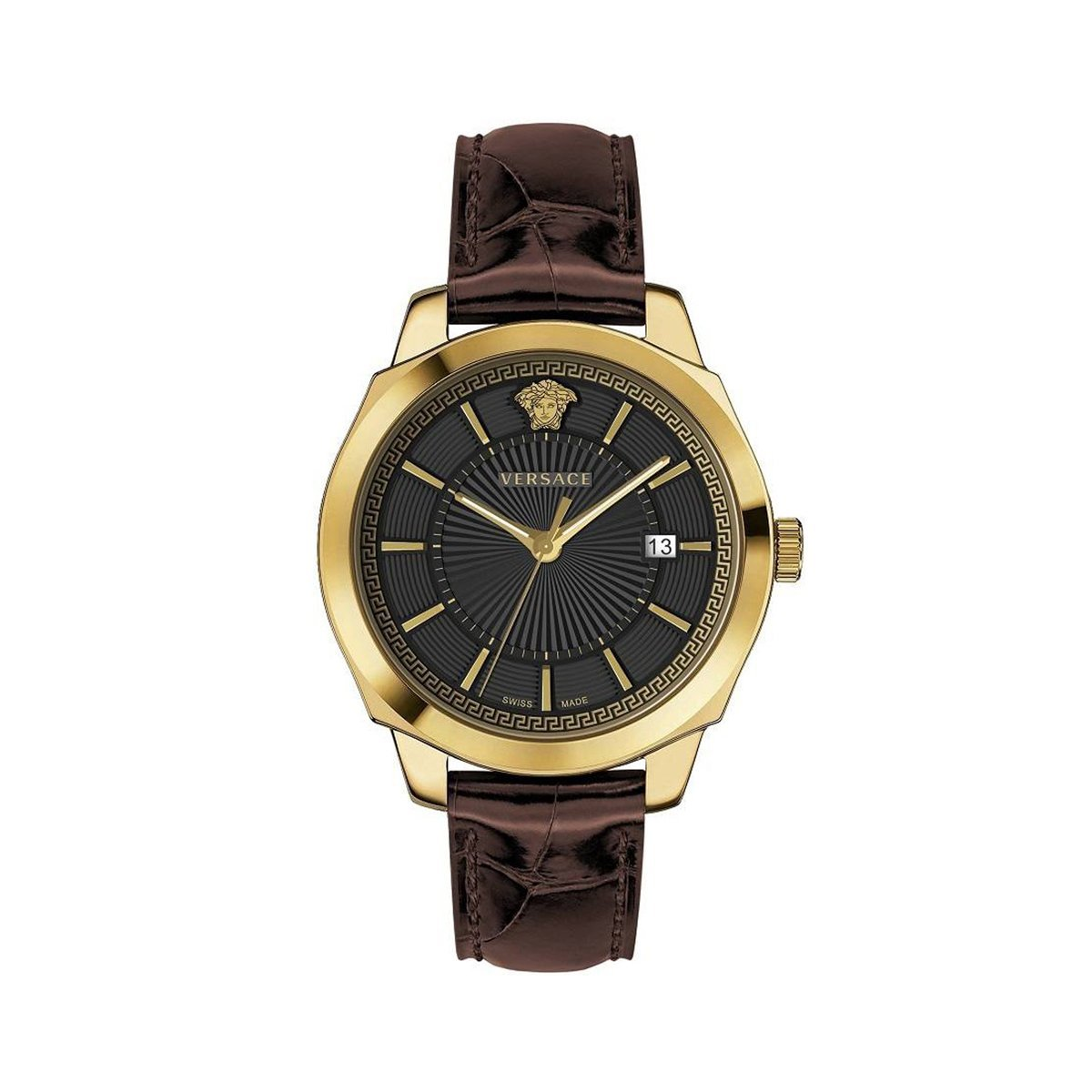 Versace Icon Classic Brown - Watches & Crystals