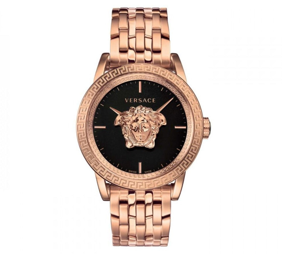 Versace Palazzo Empire IP Rose Gold - Watches & Crystals