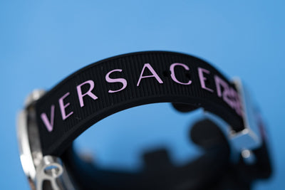 Versace Sport Tech Chronograph Black - Watches & Crystals