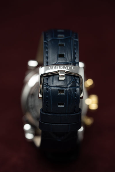 Versace Urban Chronograph Blue - Watches & Crystals